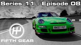 Fifth Gear: Series 11 Episode 8 by Fifth Gear
