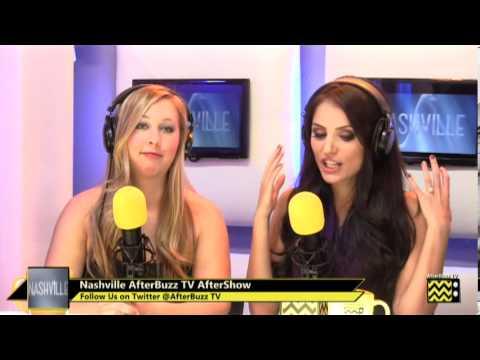 "Nashville After Show Season 2 Episode 4 ""You're No Angel"" | AfterBuzz TV"