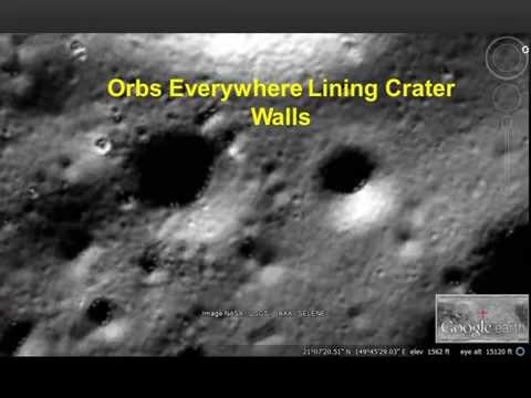 Aliens on the Moon!   UFO Mothership!  Moon Bases or Cities!  Tycho Crater Anomalies!