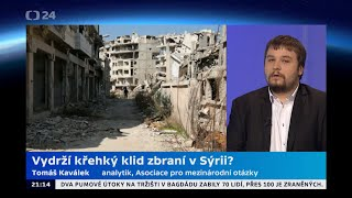 Vydrží křehký klid zbraní v Sýrii?