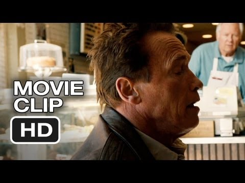 The Last Stand Movie CLIP –  Too Old (2013) – Arnold Schwarzenegger