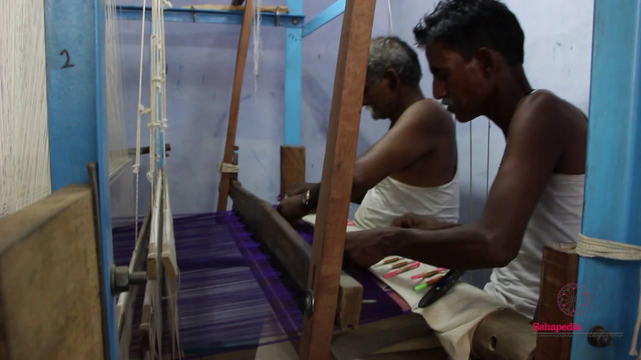 Weaving in Varanasi