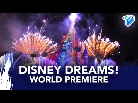 dlrpmagicvideo - Disney Dreams! show at Disneyland Paris complete original video filmed live in 1080p HD by http://www.dlrpmagic.com: Disneyland Paris at the click of a mouse...