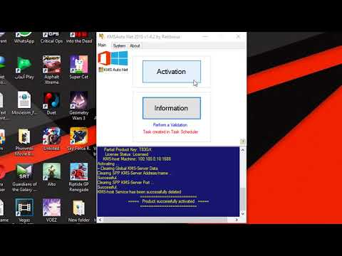 How to Activate All windows 8/8.1/10 Free Forever