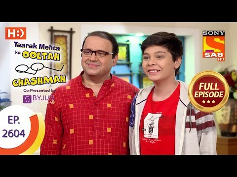 Taarak Mehta Ka Ooltah Chashmah - Ep 2604 - Full Episode - 19th November, 2018