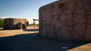 'WWYD' visits Phoenix's Pueblo Grande Museum and Archaeological Park while filming in Arizona