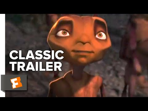Antz (1998) Trailer #1   Movieclips Classic Trailers