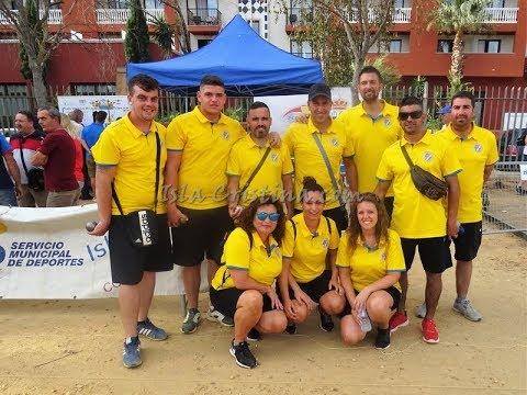 Resumen Liga Andaluza de Clubes y Copa Federación de Petanca Isla Cristina 2018