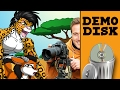 HOT SAFARI - Demo Disk Gameplay