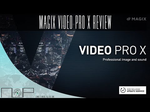 MAGIX Video Pro X Review | A Great Video Editing Software