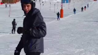 O alumnado de 4ºESO e do TSAAFD pasou uns días do mes de febreiro practicando o esquí en Andorra.