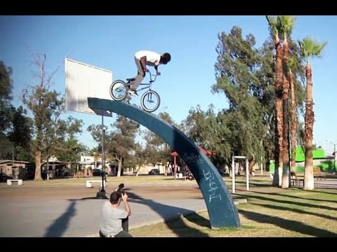 FIT BIKES – MEXICO TO ARIZONA – BMX STREET VIDEO