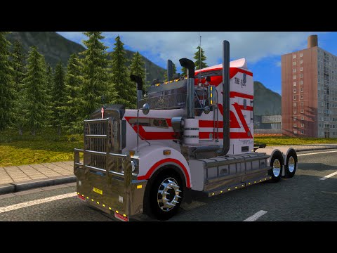 Patch Kenworth T908 1.22