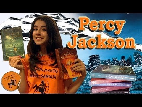 A Culpa é dos Livros - Percy Jackson