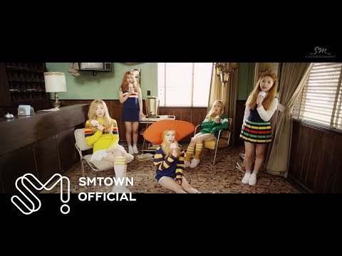 Image of Red Velvet - Ice Cream Cake MV