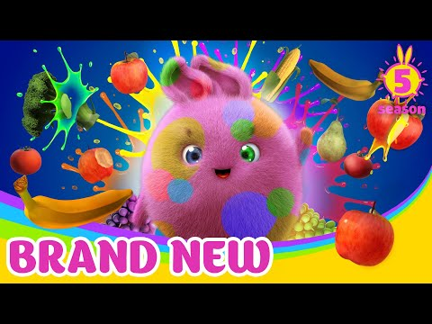 SUNNY BUNNIES - Fruity Fun | BRAND NEW EPISODE | Season 5 | Cartoons for Children