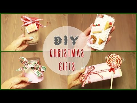 DIY: 5 Easy, DIY Christmas Gift Ideas | ilikeweylie