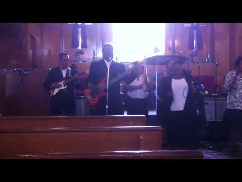 The Unstoppable Gospel Creators Live In New Orleans June 12, 2011