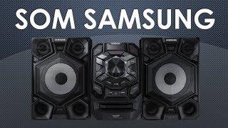 COMPRE O SEU SOM SAMSUNG:Walmart: https://goo.gl/5HbxoEExtra: https://goo.gl/uqgEPLPonto frio: https://goo.gl/nBkUoHCasas Bahia: https://goo.gl/GQCVxGNeste vídeo iremos mostrar uma analise completa do Mini System Samsung Giga sound BlastConheça a Lunar Produções: http://lunarproducoes.com.brQuer anunciar conosco? Entre em contato pelo e-mail:vrl.contato@gmail.comAVALIE ESTE VÍDEO E SE INSCREVA EM NOSSO CANAL!