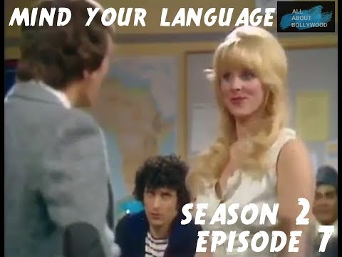 Mind Your Language - Season 2 Episode 7 - Take Your Partners | Funny TV Show