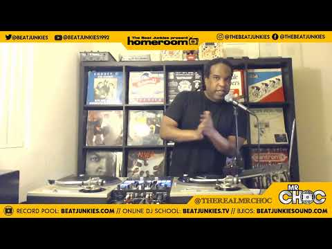 Beat Junkies: Home Room LIVE with Mr Choc
