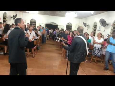 Os Nazireus universitario pentecostal | Vigia e firme na rocha | em cabixi - RO