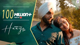 Video Haaye Ve (Official Video) Ammy Virk | Raj,SunnyVik,Navjit,Ketika | Latest Punjabi Songs| Jjust Music download in MP3, 3GP, MP4, WEBM, AVI, FLV January 2017