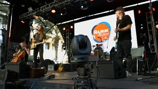 Behind the Scenes: NAMM 2016 Live Concerts Shot with Datavideo PTC-150 Cameras