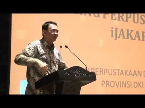 Hari Jakarta Anak Membaca dan Launching iJakarta (part 2)