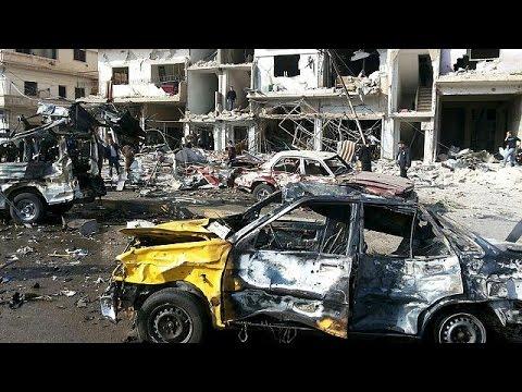 Συρία: Μπαράζ τρόμου εξαπέλυσαν οι τζιχαντιστές σε προπύργια του καθεστώτος Άσαντ