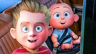 Video INCREDIBLES 2 Full Movie Trailer # 2 (2018) Animation, Kids & Family MP3, 3GP, MP4, WEBM, AVI, FLV April 2018