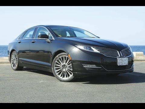 Lincoln MKZ 2014 detailed Test Drive 2014 (English version)