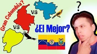 Video 🇻🇪 Venezuela vs 🇨🇴 Colombia vs 🇪🇨 Ecuador (COMPARACIÓN 2019) MP3, 3GP, MP4, WEBM, AVI, FLV September 2019