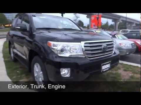 2013 Toyota Land Cruiser: Review and Walk Around