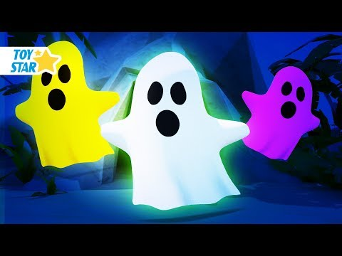 New 3D Cartoon For Kids ¦ Dolly And Friends ¦ Babies Super Hero In Real Life vs Real Ghost #100