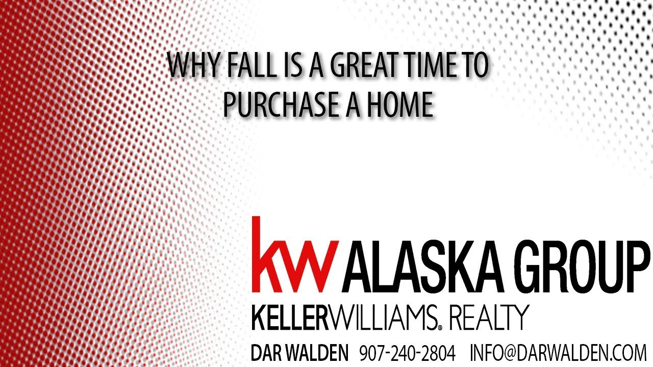 7 Reasons Why Fall Is a Great Time to Buy a Home