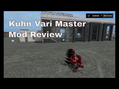 Kuhn Vari-Master 2+1 v1.0.0.0