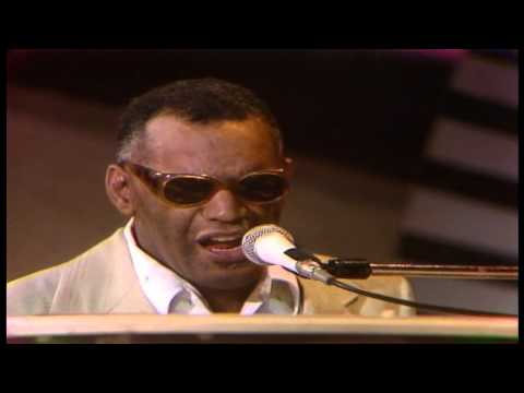 Ray Charles: Georgia On My Mind (LIVE, HD)