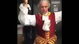 Jonathan Groff during his Hamilton days Thanks for watching. Please like and subscribe for more videos.