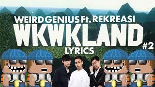 Weird Genius - WKWK Land | Growtopia Indonesia Music Video