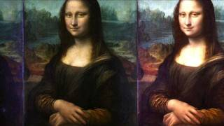 Mona Lisa (da Vinci) - Layers