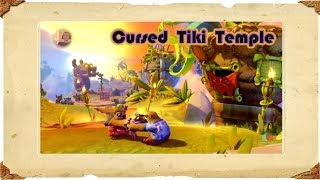 Hey everyone! I am Danny aka (wdrumz) and this is my channel! In this video we get to play the new level, Cursed TIki Temple with Wild Storm, enjoy! Unlockab...