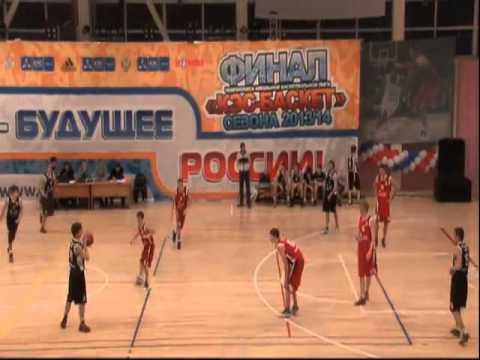 Полный матч Финал: Шахунья 96:68 Нижний Новгород (юноши)