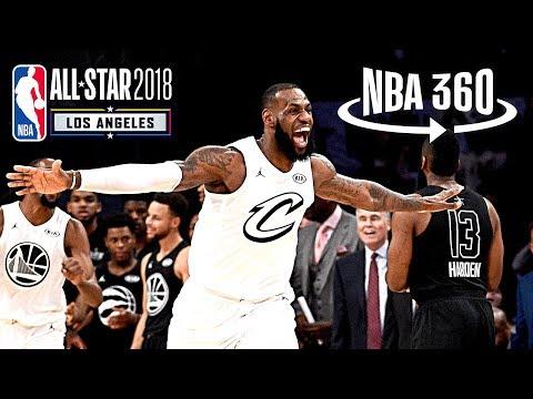NBA 360 | NBA All-Star 2018 (видео)
