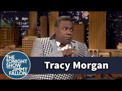 Tracy Morgan Rants About What He Missed During His