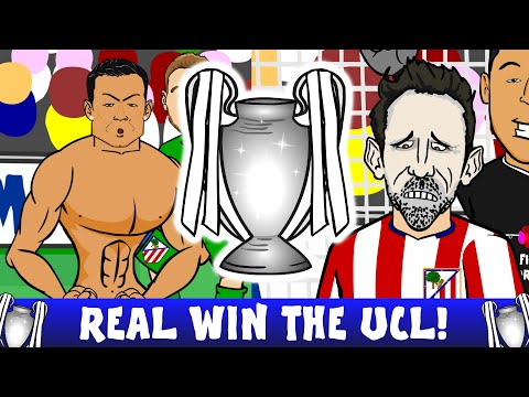 Penalty Shoot-Out Real vs Atletico Madrid, CHAMPIONS LEAGUE 2016