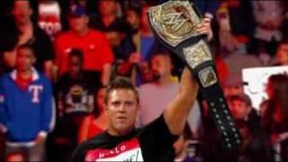 WWE Extreme Rules 5/1/11 - The Miz vs John Cena & John Morrison Championship Match in a Steel Cage Match Promo 2011