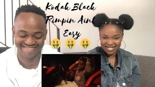 Kodak Black - Pimpin Ain't Eazy [Official Music Video] - REACTION
