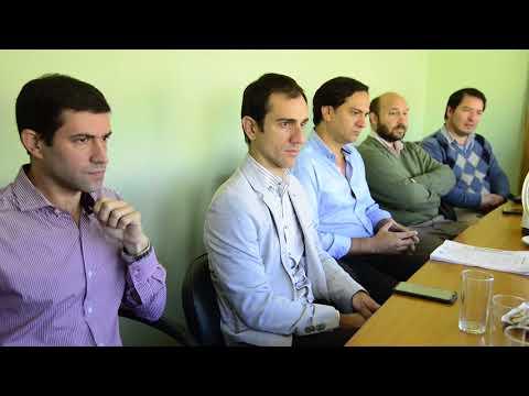 El Intendente participó de la asamblea anual de Grupo Servicios Junín