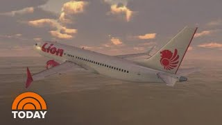 Video Lion Air Crash: 'Black Box' Data Reveals Pilots' Struggle To Regain Control Of Flight | TODAY MP3, 3GP, MP4, WEBM, AVI, FLV Januari 2019